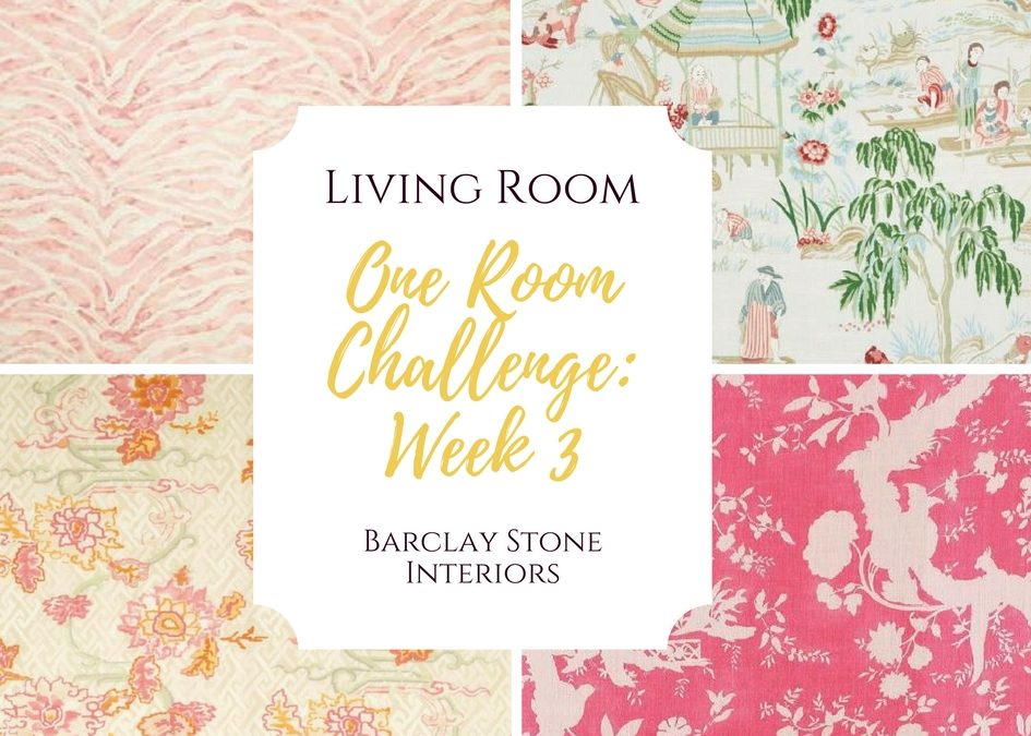 ORC: Week 3 – Living Room Transformation