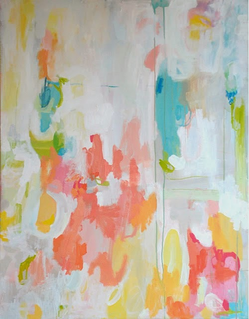 emerging contemporary artist Michelle Armas's work found at Gregg Irby Fine Art