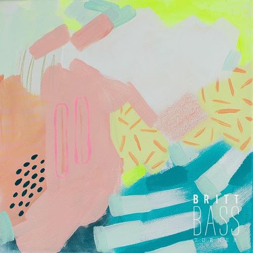 "emerging artist Britt Bass Turner's contemporary work ""Mike N Ike"" found at Gregg Irby Fine Art"