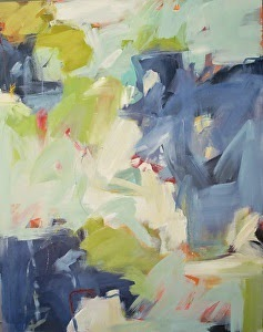 emerging artist Eileen Power's contemporary work to be found at Gregg Irby Fine Art