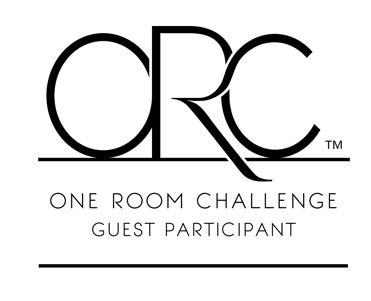 Fall 2016 – ONE ROOM CHALLENGE:  Week One!