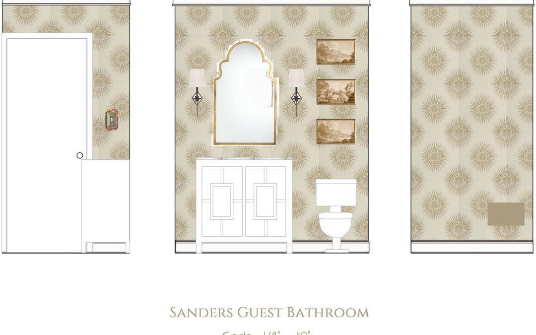 Bathroom Renovation: One Room Challenge – Week 2